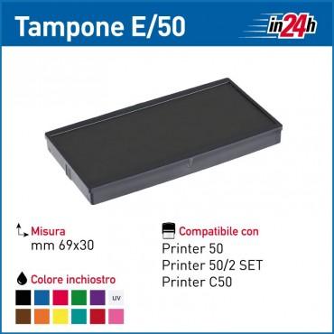 Tampone Colop E/50 mm 69x30