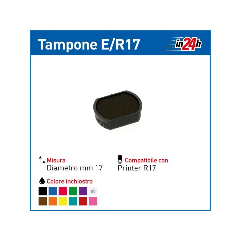 tampone colop er17