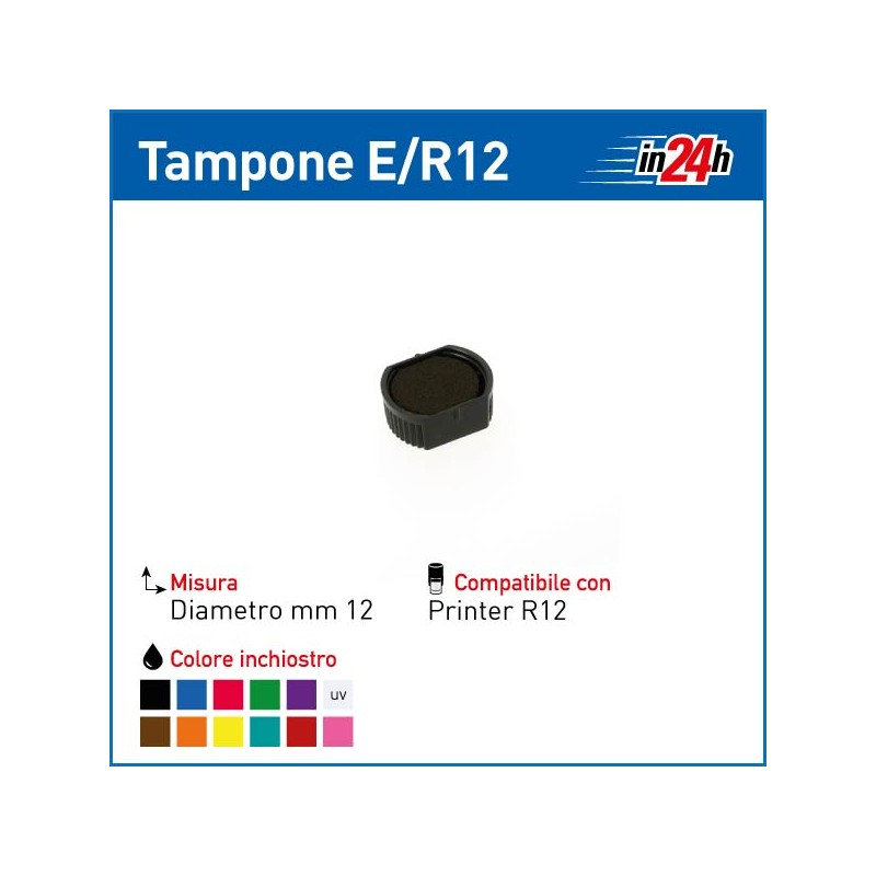 tampone colop er12