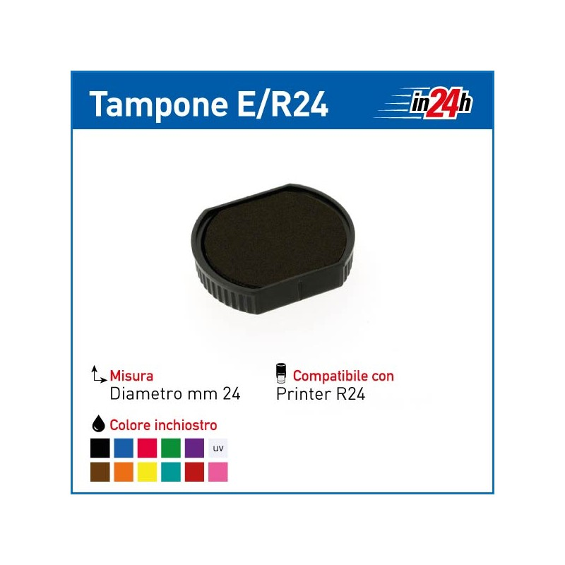 tampone colop er24