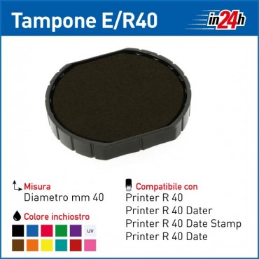 tampone colpo er40