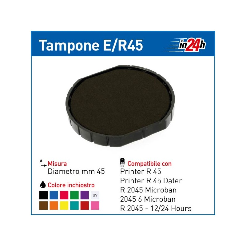 tampone colpo er45