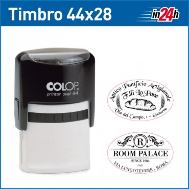Timbro Colop Printer O44 - mm 44x28