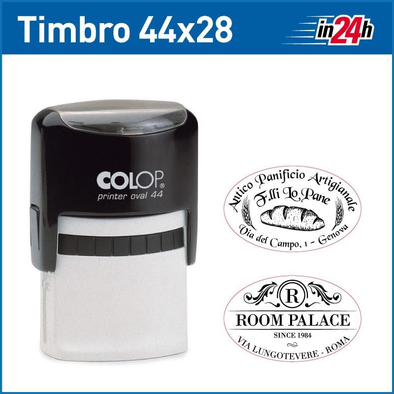 Timbro Colop Printer O44 - mm 44x28