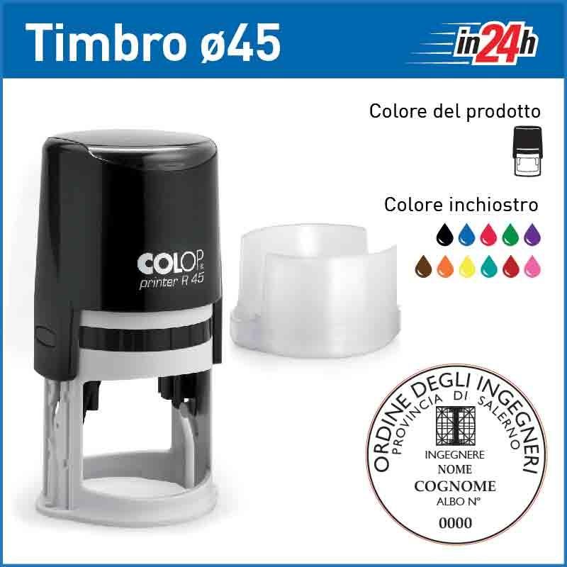 Timbro Colop Printer R45 - ø mm 45