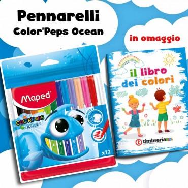 Pennarelli Ocean Pulse x12