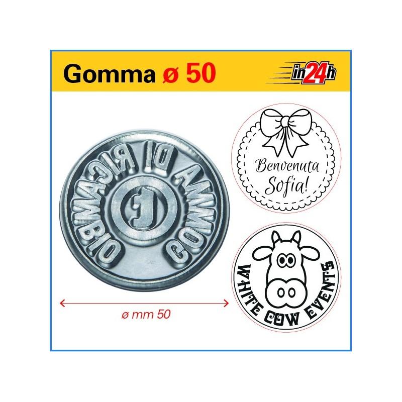 Gomma di Ricambio ø mm 50