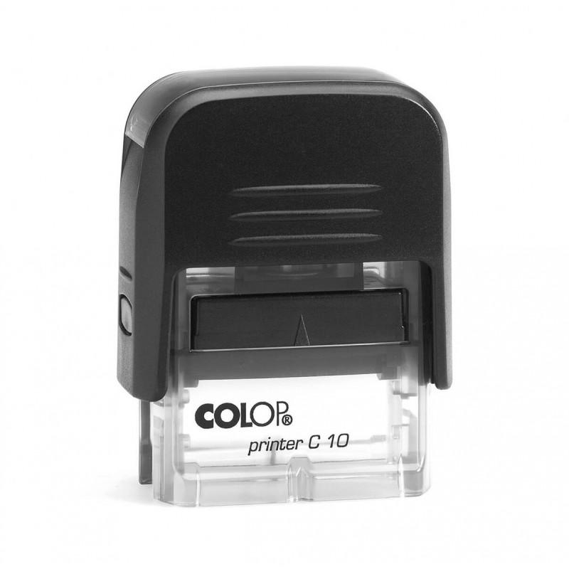 Timbro Colop Printer C10 - mm 27x9