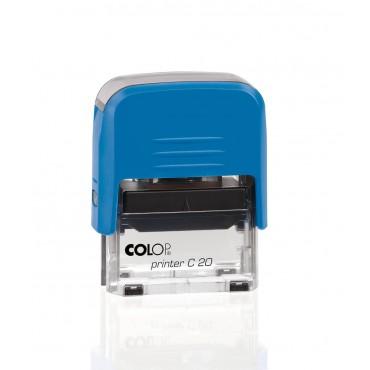 Timbro Colop Printer C20 - mm 38x14