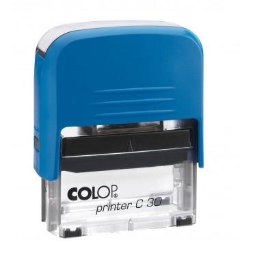 Timbro Colop Printer C30 - mm 47x18