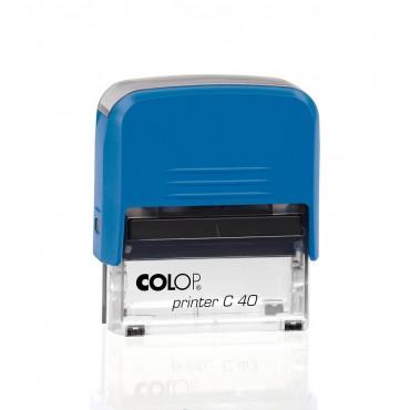 Timbro Colop Printer C40 - mm 59x23