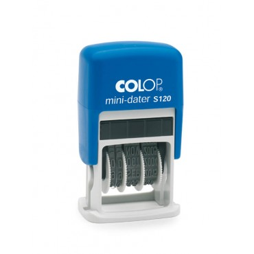Mini Datario Colop S120